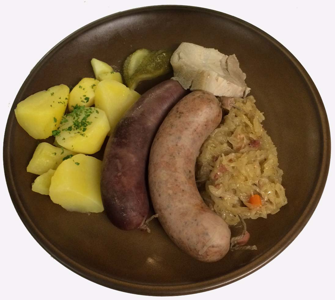 Hearty food for the cold season